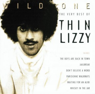 Thin Lizzy - Wild One - The Very Best of Thin Lizzy CD - STARCD 6232