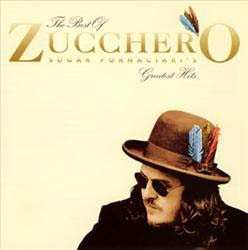 Zucchero - The Best Of Zucchero Sugar Fornaciari's Greatest Hits CD - STARCD 6291
