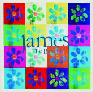 James - The Best Of CD - STARCD 6383