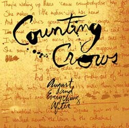 Counting Crows - August & Everything After CD - STARCD 6455