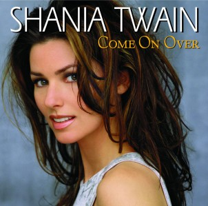Shania Twain - Come On Over CD - STARCD 6480