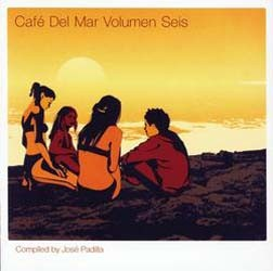 Cafe Del Mar Volume 6 CD - STARCD 6500