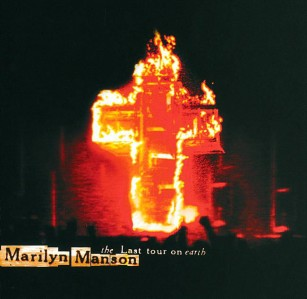 Marilyn Manson - The Last Tour On Earth CD - STARCD 6534