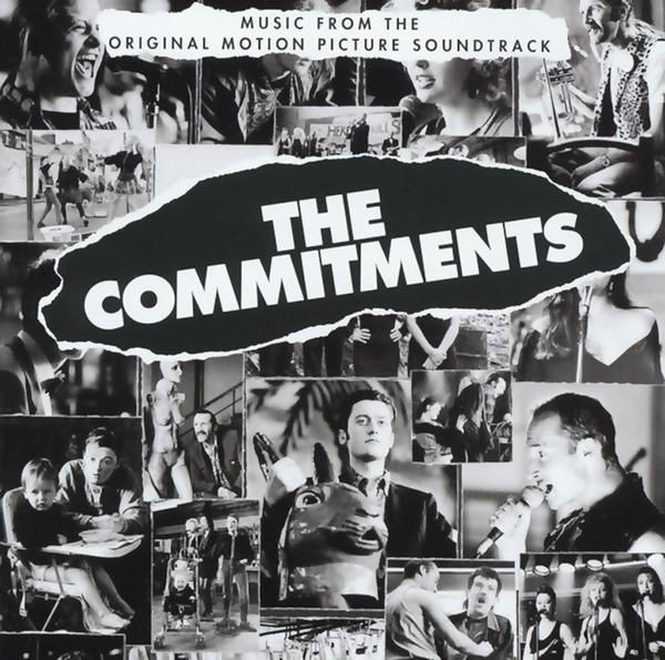 The Commitments - The Commitments (Soundtrack from the Motion Picture) CD - STARCD 6619