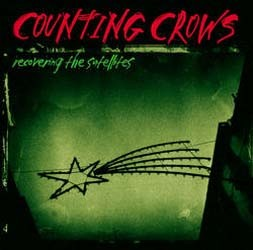 Counting Crows - Recovering The Satellites CD - STARCD 6620