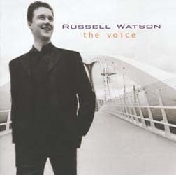 Russell Watson, Royal Philharmonic Orchestra, Nick Ingman - The Voice CD - STARCD 6641