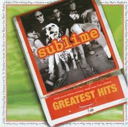 Sublime - Sublime Greatest Hits CD - STARCD 6707
