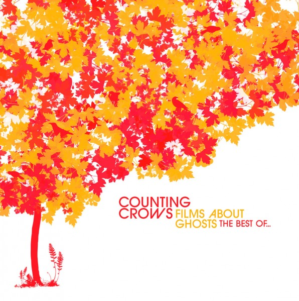 Counting Crows - Films About Ghosts - The Best of Counting Crows CD - STARCD 6835