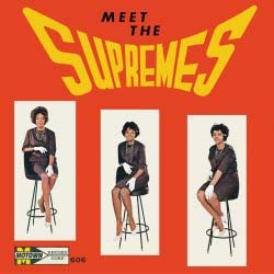 The Supremes - Meet The Supremes - Expanded Edition CD - 06025 2727254