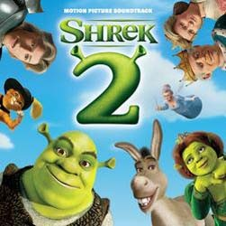 Soundtrack - Shrek 2 CD - STARCD 6867