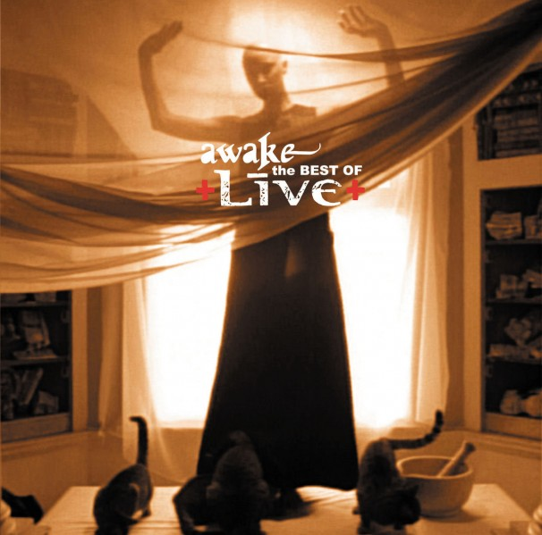 Live - Awake - The Best of CD - STARCD 6903