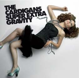The Cardigans - Super Extra Gravity CD - STARCD 6973