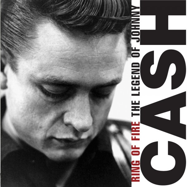 Johnny Cash - Ring Of Fire: The Legend Of CD - STARCD 6996