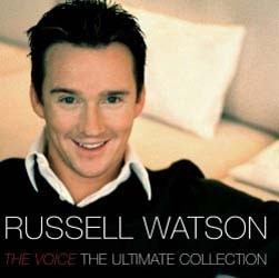 Russell Watson - The Ultimate Collection CD - STARCD 7026