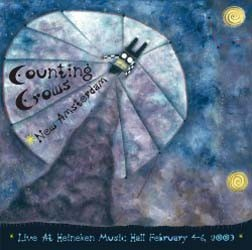 Counting Crows - New Amsterdam Live At Heineken Music Hall February 6, 2003 CD - STARCD 7030