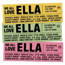 We All Love Ella: Celebrating The First Lady Of Song CD - STARCD 7114
