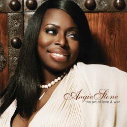 Angie Stone - The Art Of Love & War CD - STARCD 7177