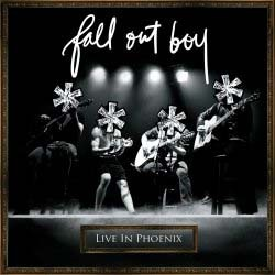 Fall Out Boy - **** Live In Phoenix CD - STARCD 7236