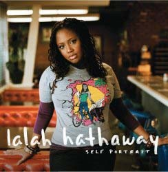 Lalah Hathaway - Self Portrait CD - STARCD 7245