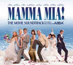 Soundtrack - Mamma Mia! The Movie Soundtrack CD - STARCD 7249
