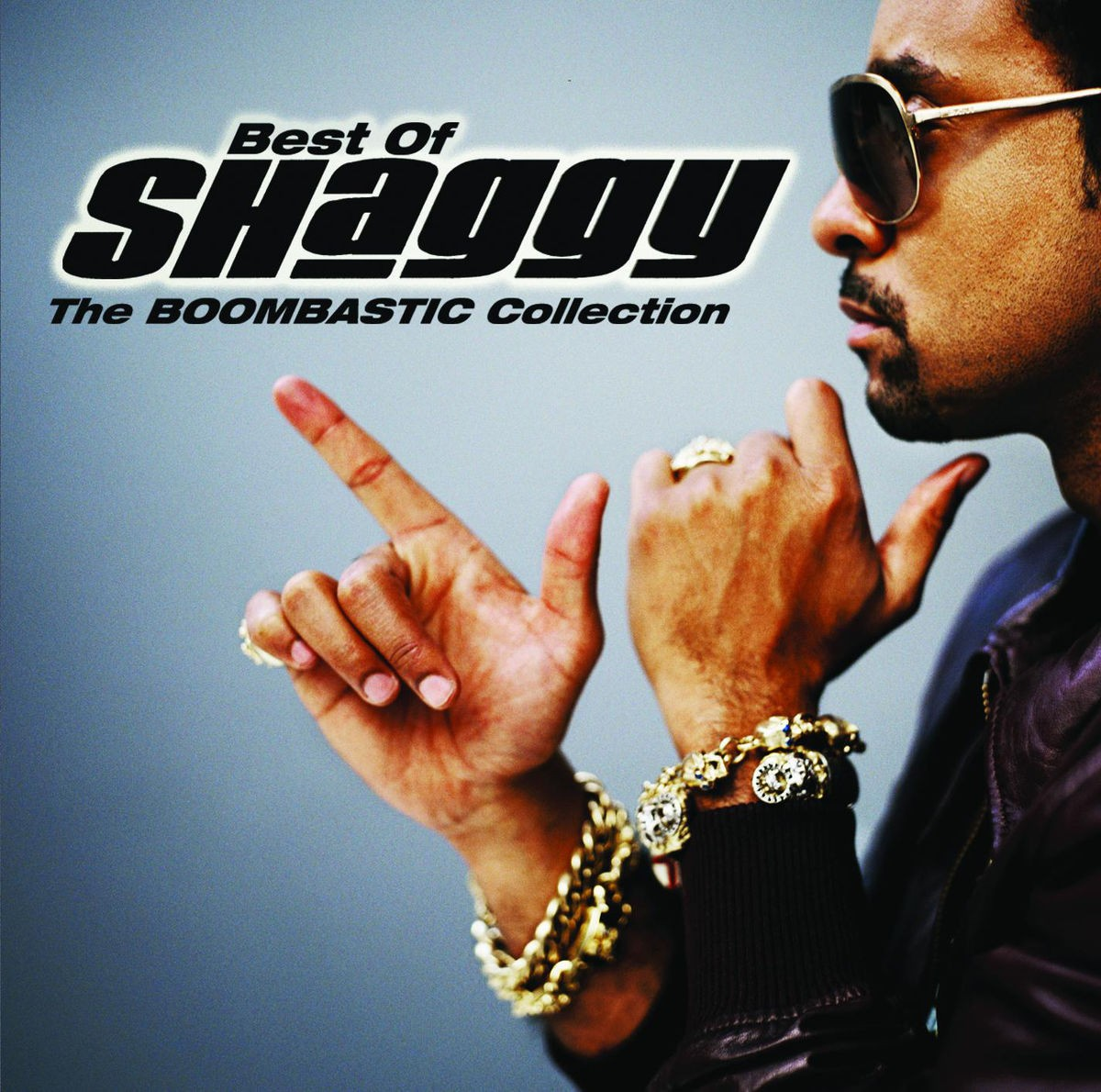 Shaggy - The Boombastic Collection CD - STARCD 7287