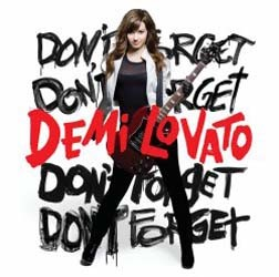 Demi Lovato - Don't Forget CD - STARCD 7342
