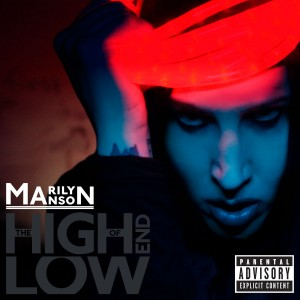 Marilyn Manson - The High End Of Low CD - STARCD 7356