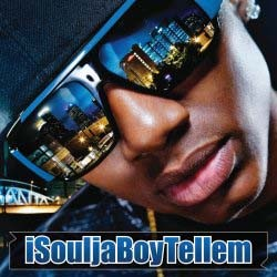 Soulja Boy Tell'Em - Isouljaboytellem CD - STARCD 7375