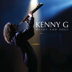 Kenny G - Heart And Soul CD - STARCD 7480