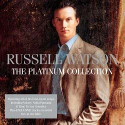 Russell Watson - The Platinum Collection CD - STARCD 7528