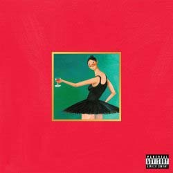 Kanye West - My Beautiful Dark Twisted Fantasy CD - STARCD 7535