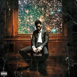 Kid Cudi - Man On The Moon II: The Legend Of Mr. Rager CD - STARCD 7536