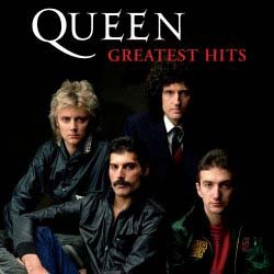 Queen - Greatest Hits (2011 Remaster) CD - STARCD 7543