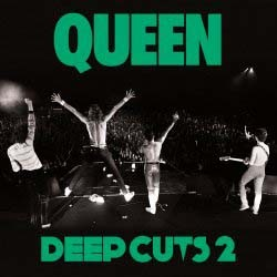 Queen - Deep Cuts Volume 2 (1977-1982) CD - STARCD 7589