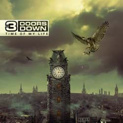3 Doors Down - Time Of My Life CD - STARCD 7600