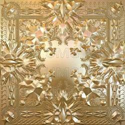 Jay-Z, Kanye West - Watch The Throne CD - STARCD 7605