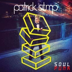 Patrick Stump - Soul Punk CD - STARCD 7616