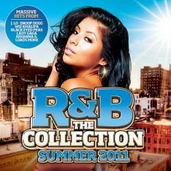 R&B The Collection Summer  2011 CD - STARCD 7621