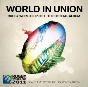 World In Union: Rugby World Cup 2011 - The Official Album CD - STARCD 7622