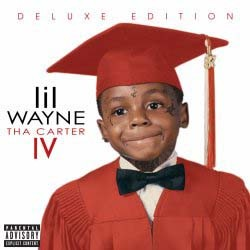 Lil Wayne - Carter IV Deluxe Explicit (Repack) CD - STARCD 7633