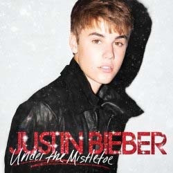 Justin Bieber - Under The Mistletoe CD - STARCD 7635