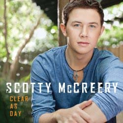 Scotty McCreery - Clear As Day CD - STARCD 7648