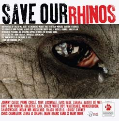 Save Our Rhinos CD - STIDCD184