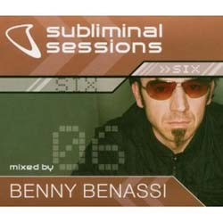 Benny Benassi - Subliminal Sessions 6 CD - SUBUSCD 12
