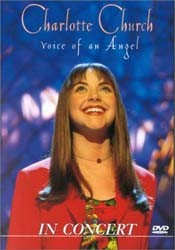 Charlotte Church  - Voice Of An Angel - In Concert DVD - SVD61770