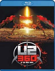 U2 - 360 At The Rose Bowl Blu-Ray - 06025 2735523
