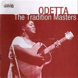 Odetta - The Tradition Masters CD - TCD 1085