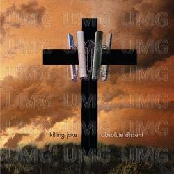Killing Joke - Absolute Dissent (Deluxe Edition) CD - 06025 2736642