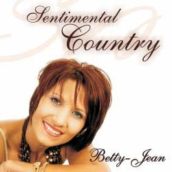 Betty Jean - Sentimental Country CD - TOCCD 384