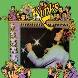 The Kinks - Everybody's In Show Business CD - 06025 2738353